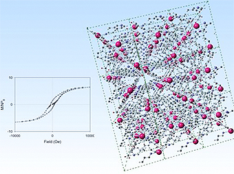 granLanthanide–Organic Coordination Frameworks Showing New 5-Connected Network